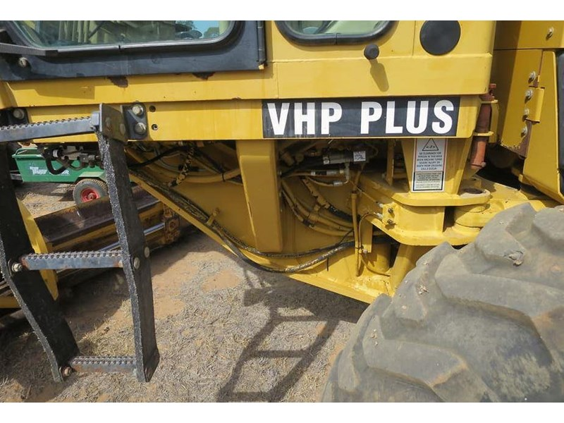 caterpillar 140h vhp series 2 771486 009
