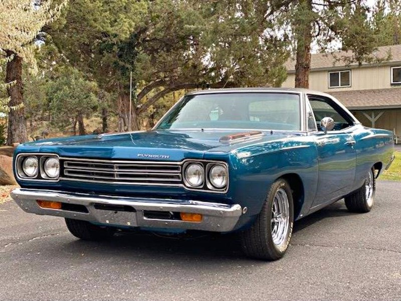 plymouth road runner 772359 006