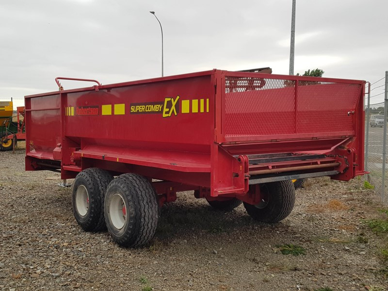 robertson comby ex feedout wagon 768868 002