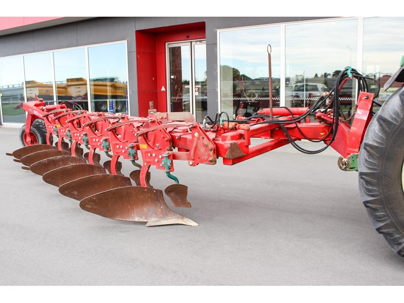 vogel & noot 6 furrow plough 775831 001