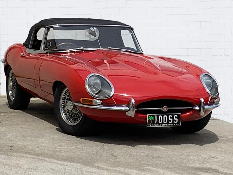 jaguar series 1 e type 775953 002
