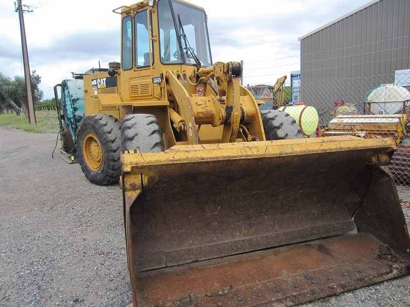 caterpillar 916 articulated front end loader 757295 013