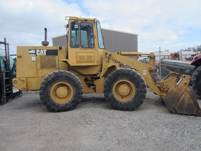caterpillar 916 articulated front end loader 757295 002