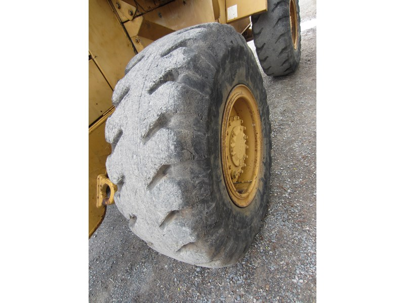 caterpillar 916 articulated front end loader 757295 023