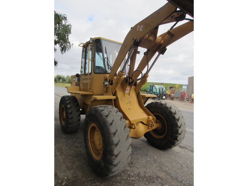 caterpillar 916 articulated front end loader 757295 024