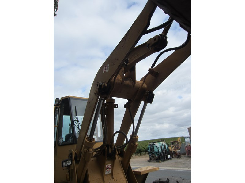 caterpillar 916 articulated front end loader 757295 025