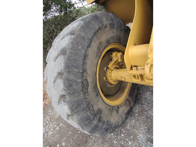 caterpillar 916 articulated front end loader 757295 029