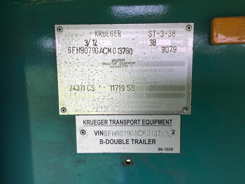 krueger flat top a or skel trailer 782358 013