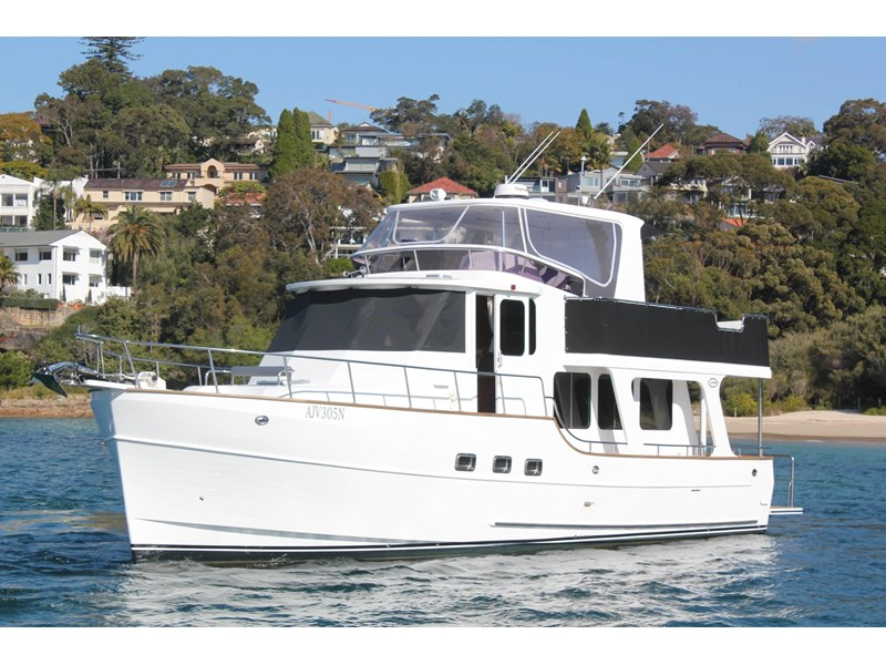 clipper explorer 46 pilothouse 783346 004