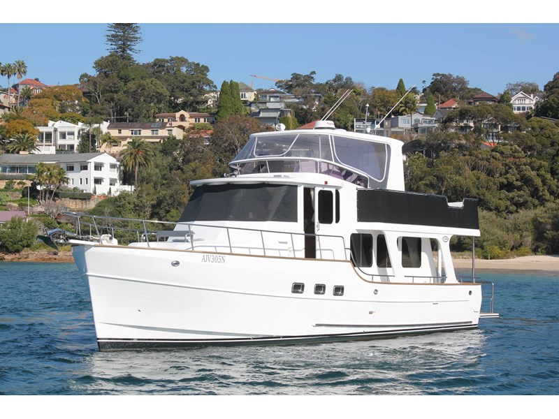 clipper explorer 46 pilothouse 783346 005
