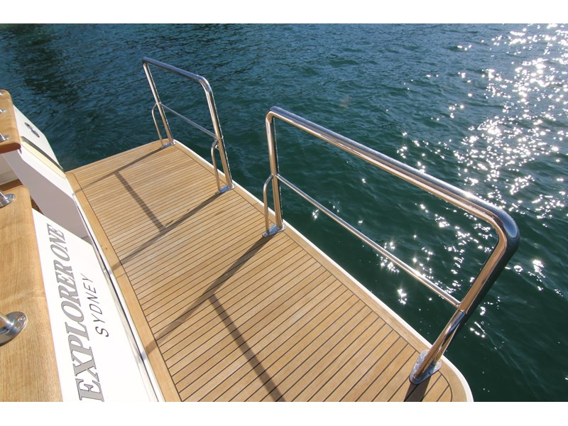 clipper explorer 46 pilothouse 783346 013