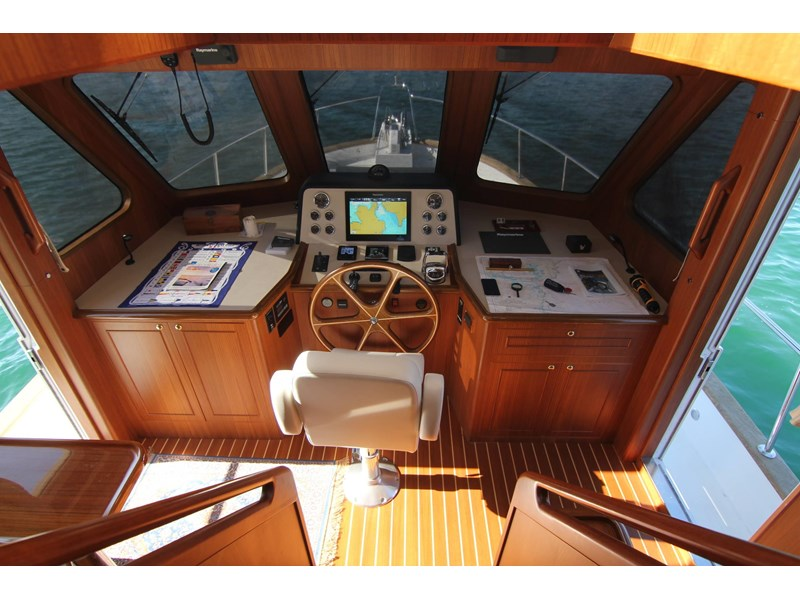 clipper explorer 46 pilothouse 783346 036