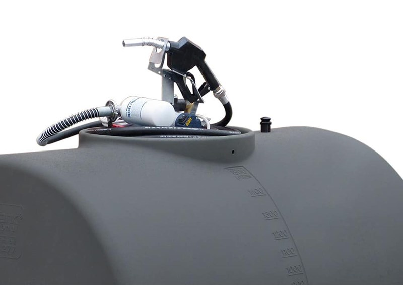 trans tank international dieselcadet free-standing diesel tank with 15-year warranty 785626 004