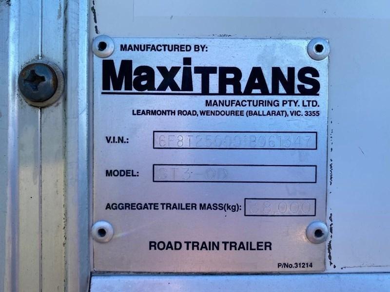 maxitrans ft pantech拖车
