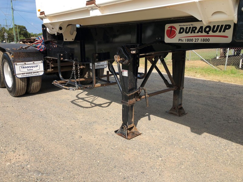 duraquip a-trailer side tipper 667615 009