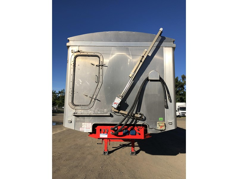 maxitrans b-double tipper combination 788946 007