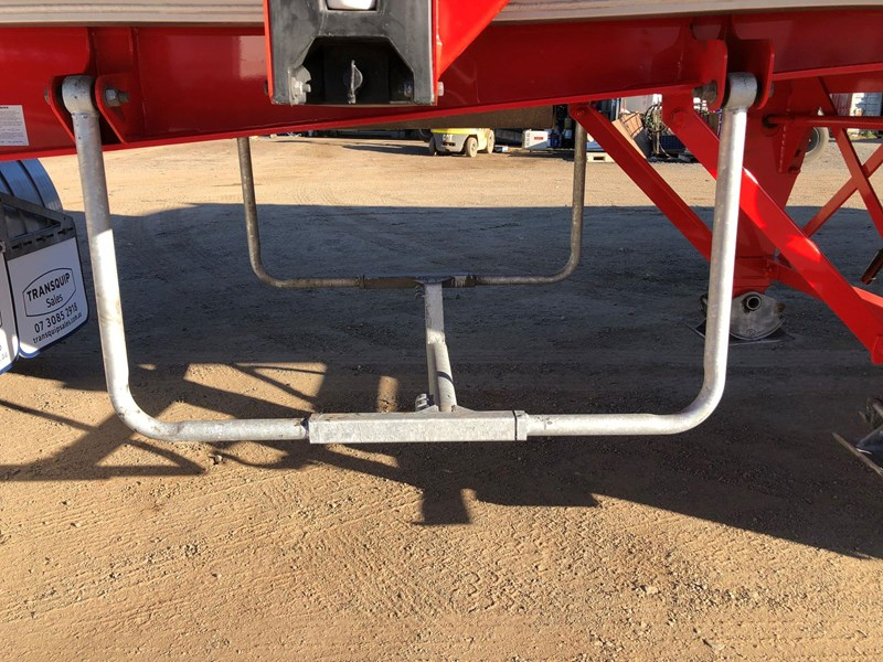 maxitrans b-double tipper combination 788946 025