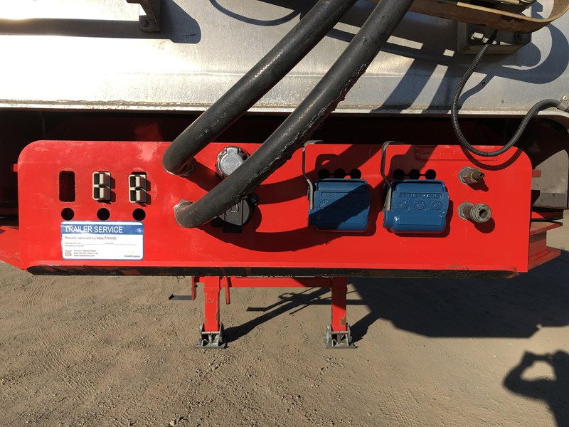 maxitrans b-double tipper combination 788946 040