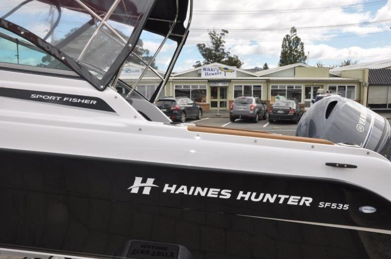 haines hunter sf535 789977 020