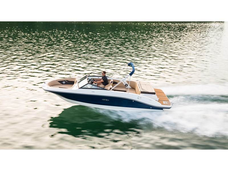 sea ray spx 210 - boat share 796710 001
