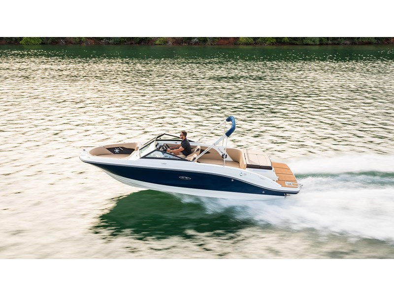 sea ray spx 210 - boat share 796710 002