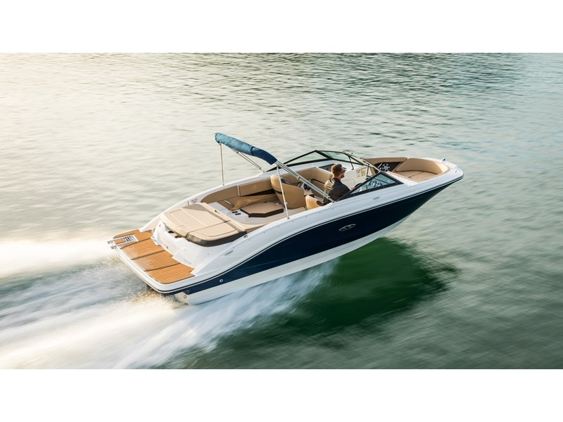 sea ray spx 210 - boat share 796710 007