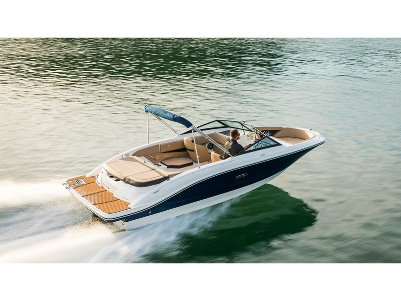 sea ray spx 210 - boat share 796710 008
