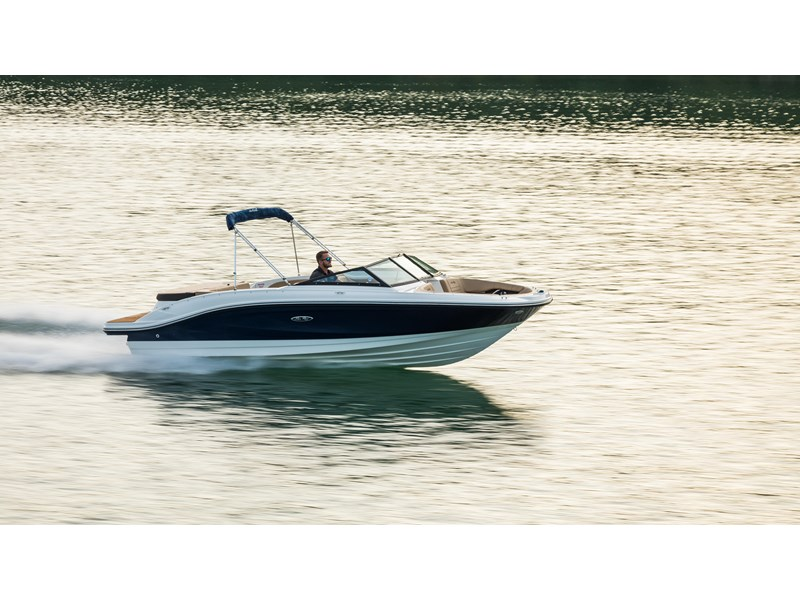 sea ray spx 210 - boat share 796710 010