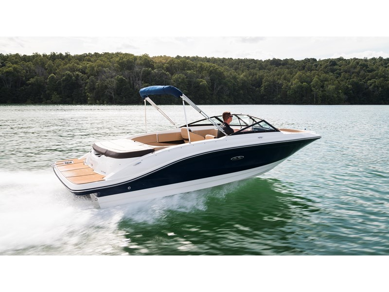 sea ray spx 210 - boat share 796710 028