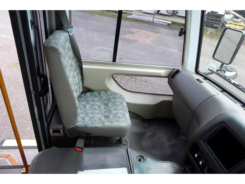 mitsubishi rosa 19 seat wheelchair bus 797415 011