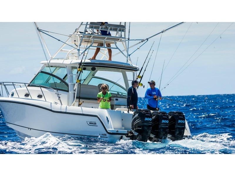 boston whaler 345 conquest - boat share 796708 009