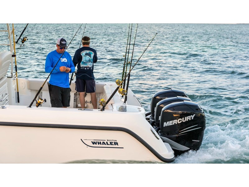 boston whaler 345 conquest - boat share 796708 011