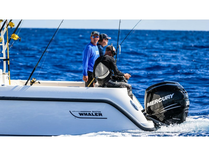 boston whaler 345 conquest - boat share 796708 012