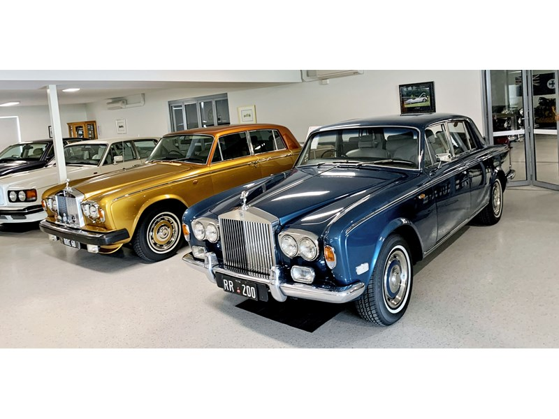 rolls-royce silver shadow 791416 003