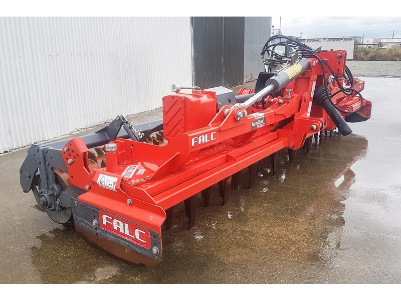 falc kratos 5000p folding power harrow 800745 001