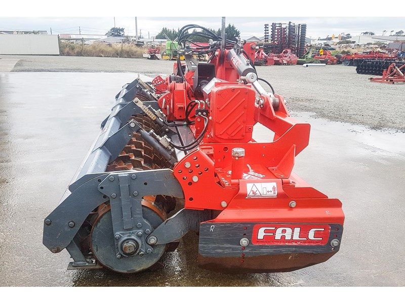 falc kratos 5000p folding power harrow 800745 004