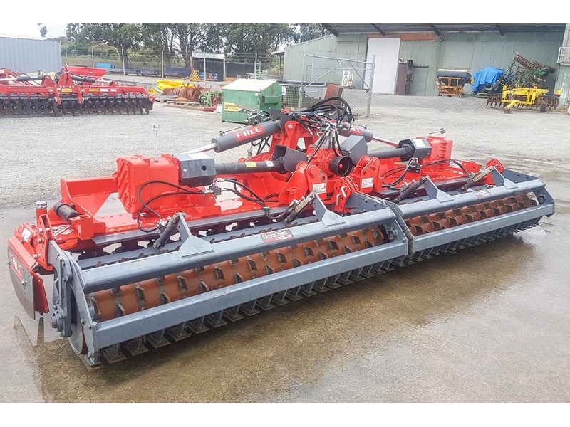 falc kratos 5000p folding power harrow 800745 005