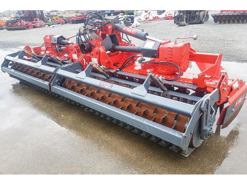 falc kratos 5000p folding power harrow 800745 006