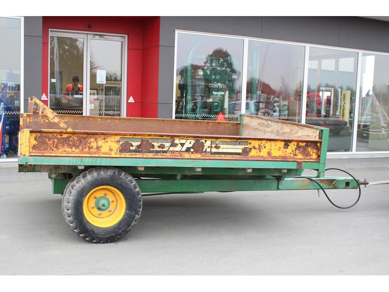 sam single axle trailer 801775 002