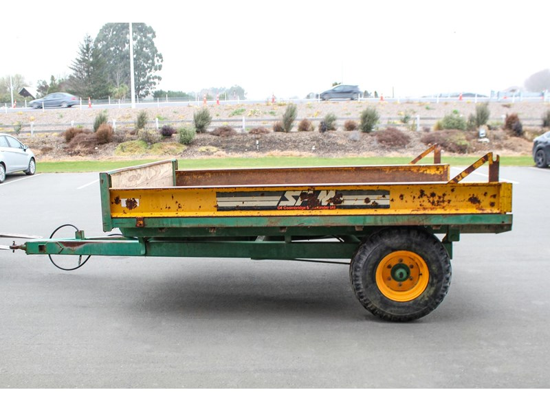 sam single axle trailer 801775 003