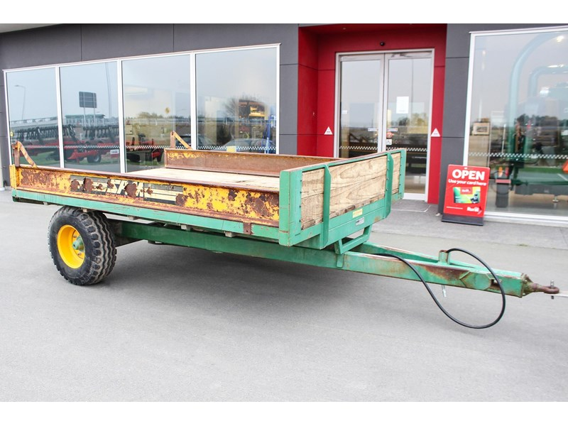 sam single axle trailer 801775 006