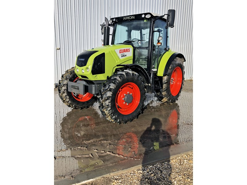 claas arion 430 cis 803183 002