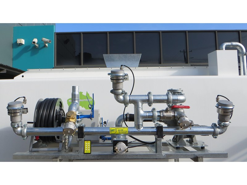 wet1 pump/spray unit 93460 002