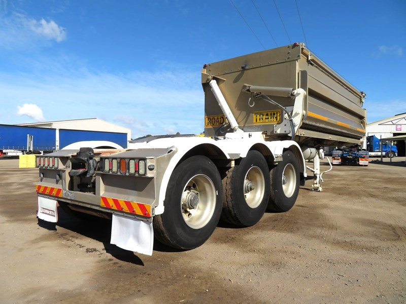 graham lusty trailers alloy side tipper 787863 013