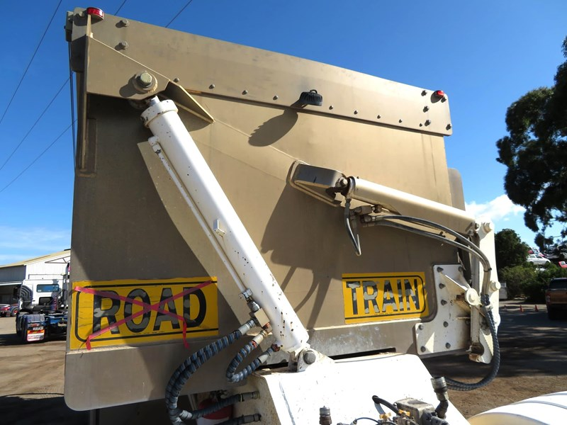 graham lusty trailers alloy side tipper 787863 011