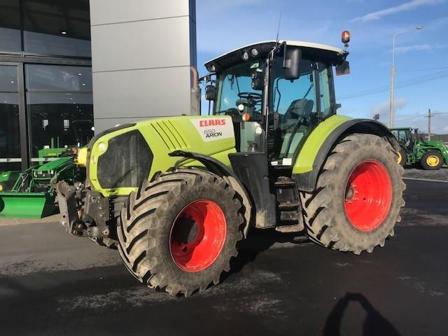 claas arion 650 804421 001