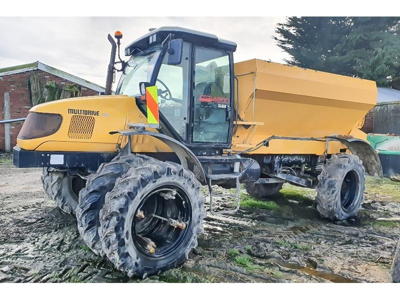 unknown multidrive 4200 self propelled bulky 804515 003