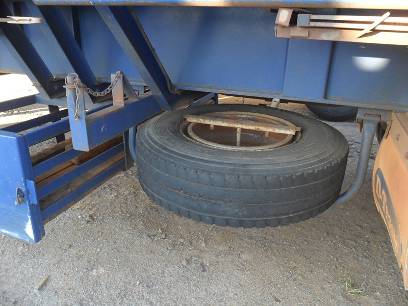 southern cross extendable triaxle flat top 800172 031