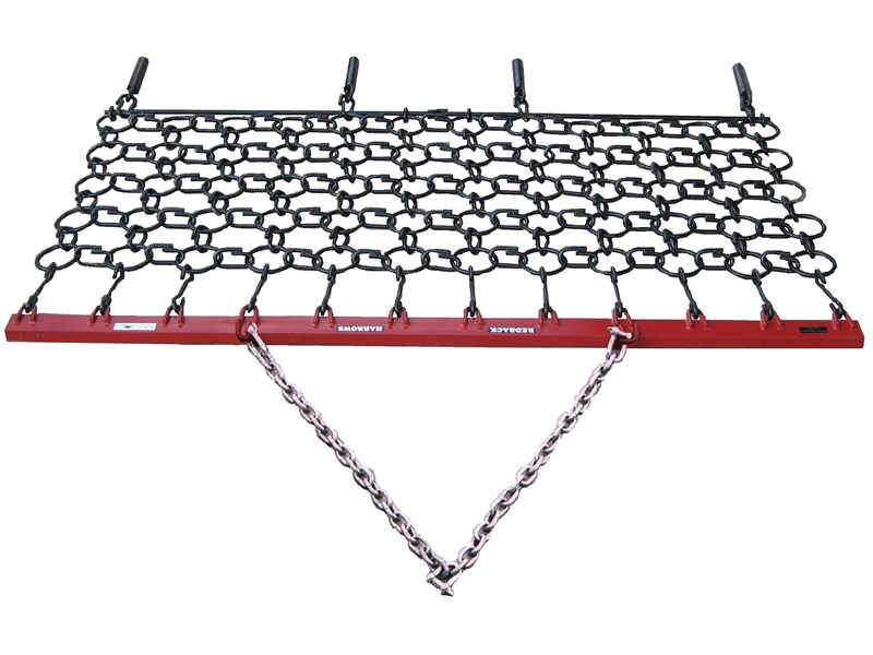 redback heavy duty plain chain harrows 251767 002