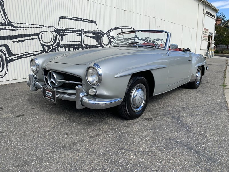 mercedes-benz 190sl 644524 001